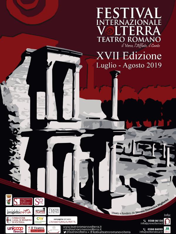 Festival internazionale Teatro Romano - Produzioni